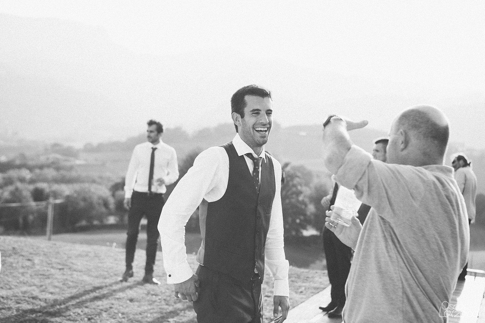 fotografo boda Donostia San Sebastian