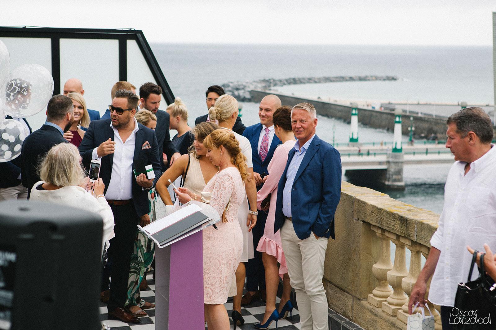 fotografo bodas Donostia San Sebastian