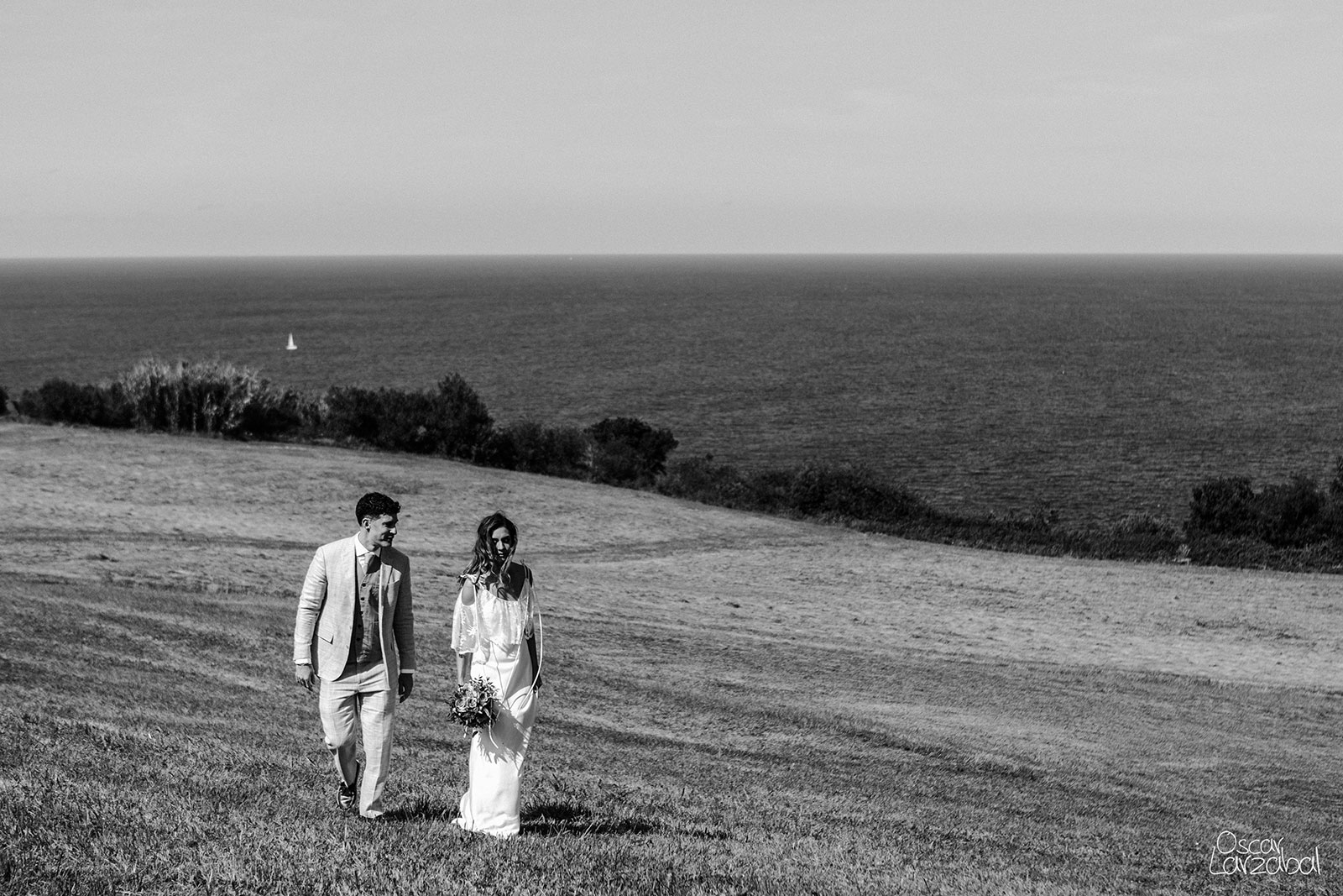 Cantabria wedding photographer Santander